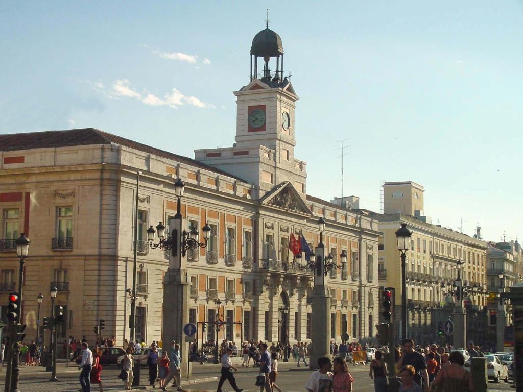 Real Casa De Correos En Madrid Curiosidades En Espa A